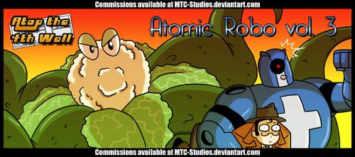 AT4W: Atomic Robo