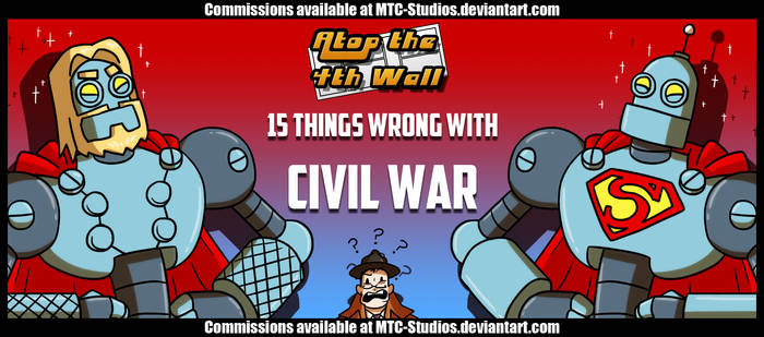 15 things wrong with Civil War