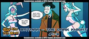AT4W: Batman - The Dark Knight #1-3