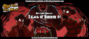 AT4W: Tales of Horror #1 by DrCrafty