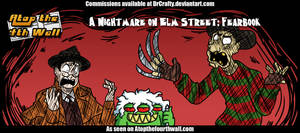 AT4W: a Nightmare on Elm Street- Fearbook by DrCrafty