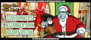 AT4W: Clive Barker Hellraiser Dark Holiday Special