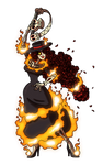 Crafty Concoction: CharaCafe Skullgirls by DrCrafty