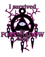 Crafty Merch: I Survived The Foreshadow Game by DrCrafty