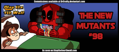 AT4W: The New Mutants #98 by DrCrafty