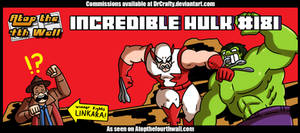 AT4W: Incredible Hulk #181 by DrCrafty