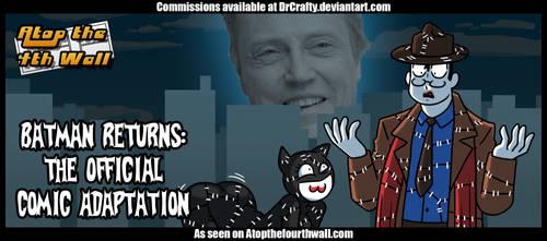 AT4W: Batman returns by DrCrafty