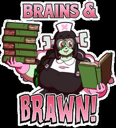 Crafty Concoction: Brains and Brawn by DrCrafty