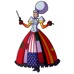 Crafty Concoction: Epcot Gijinka