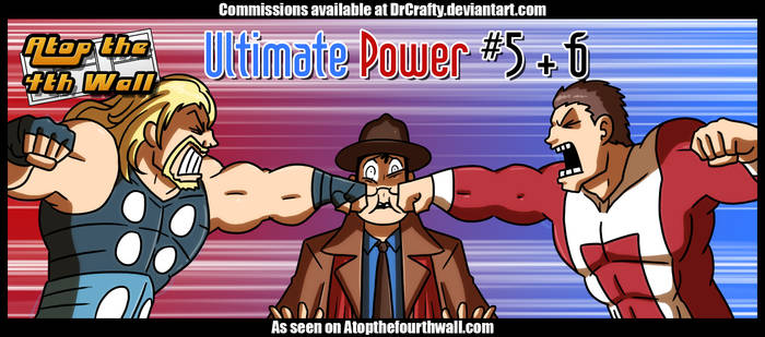 AT4W: Ultimate Power #5 + 6