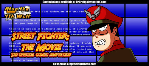 AT4W: Street Fighter The movie