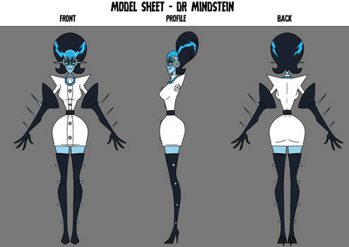 Crafty OC: Mindstein Character sheet