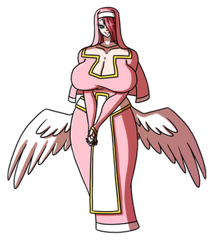 Crafty OC: Priscilla the Fallen saint