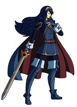 Crafty Monthly Poll Winner: Lucina