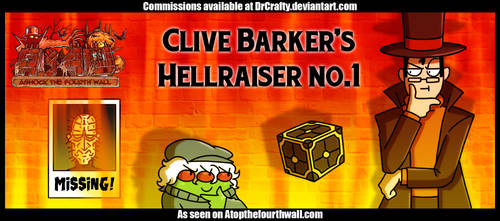 AT4W: Clive Barker's Hellraiser #1