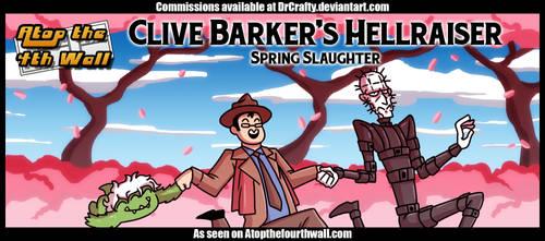 AT4W: Clive Barker's Hellraiser Spring Slaughter