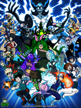 Crafty Concoction: I need a Hero Academia