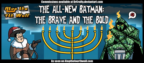AT4W: Batman- Brave and the Bold #14