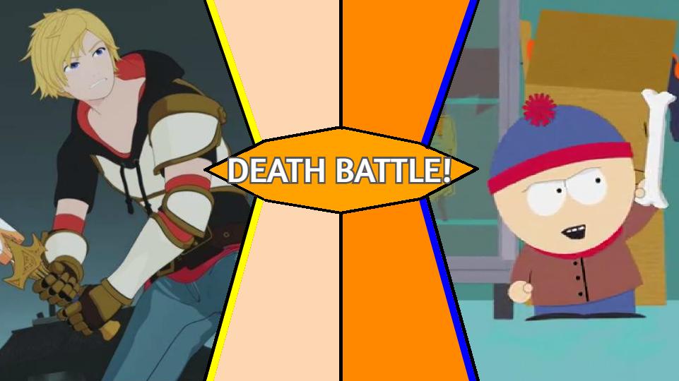 Death Battle Prelude: Jaune Arc VS Stan Marsh by vh1660924 on DeviantArt
