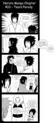 Naruto Manga 403 Parody by SassyJessy