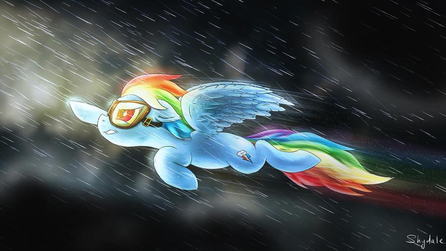 Rain by fShydale
