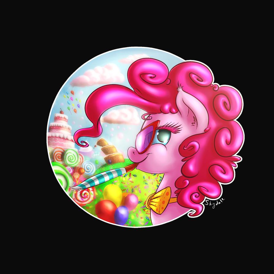 World Through Pinkie Glasses by fShydale