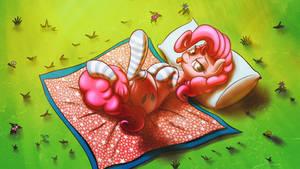Pinkie in Socks