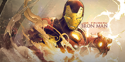Iron Man by coLdSF