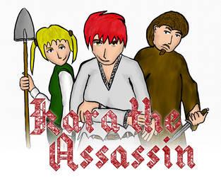 Kara the Assassin promo by wwwwolf
