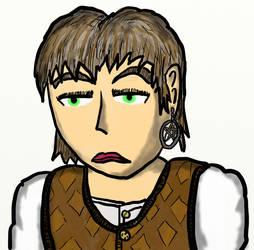 Quirierle Foggymorn, slightly peeved by wwwwolf