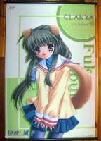 Clannad Fuko +wallscroll+ by Koinou-Mitei