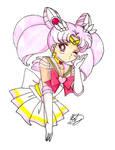 Chibi Moon: Coloured by Koinou