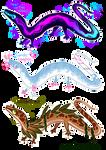 Long lizards AUCTION [CLOSED]