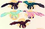 More Raptors! FLATSALE [ALL TAKEN]