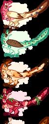 Ice Cream Terrorbirds [5/6 OPEN] by Fishtrout