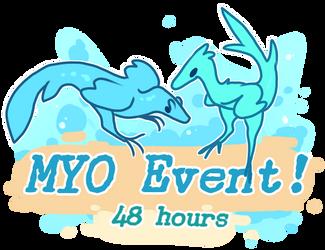 Fishraptor MYO Event! [CLOSED] by Fishtrout