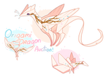 Origami Dragon Auction! [CLOSED]