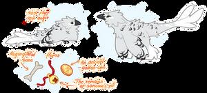 Snowy Owl Fishraptor Auction! [CLOSED]