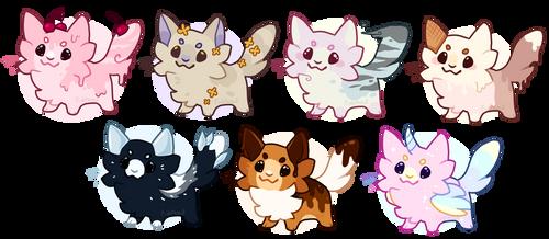 Pastel Kittens Batch! [OPEN]