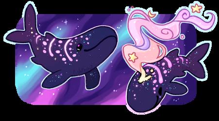 Stardust Whale OTA [CLOSED]