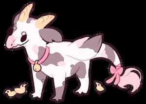 Little Cow Dragon Auction [CLOSED]