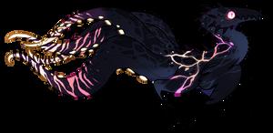 [CLOSED] Abysmal Crater Fishraptor - OTA