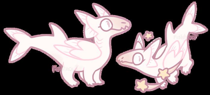 [TWITTER RAFFLE] Angel Shark