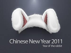 Rabbbbbit headdress icon