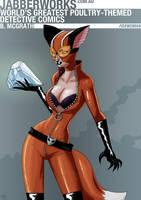 Foxwoman by Jabberworks