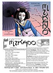 Mikado Postcard