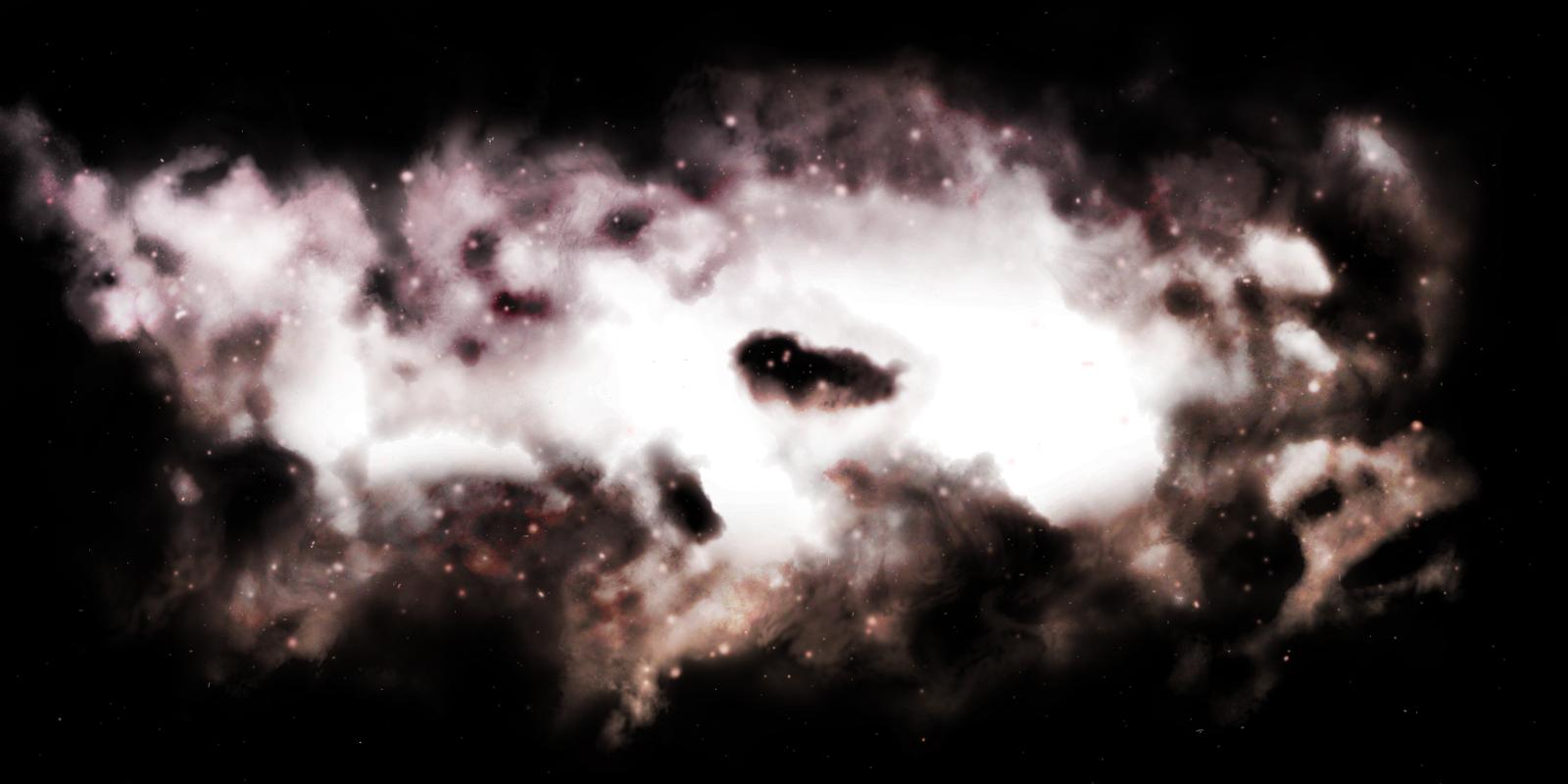 Weird galaxy by Destinaetus