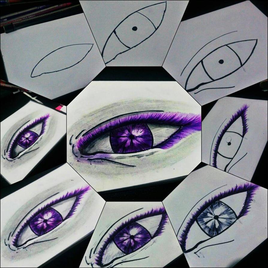 (Project) Eyes  by MatheusRicardoArt