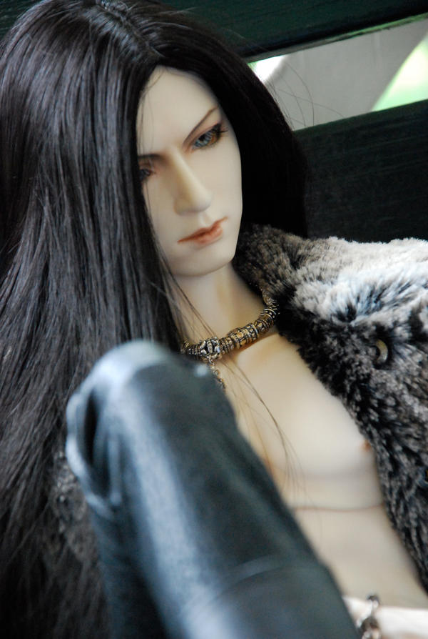 Gackt by anda-chan