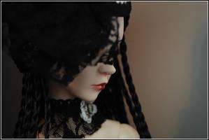 BJDs - Her Veil by anda-chan